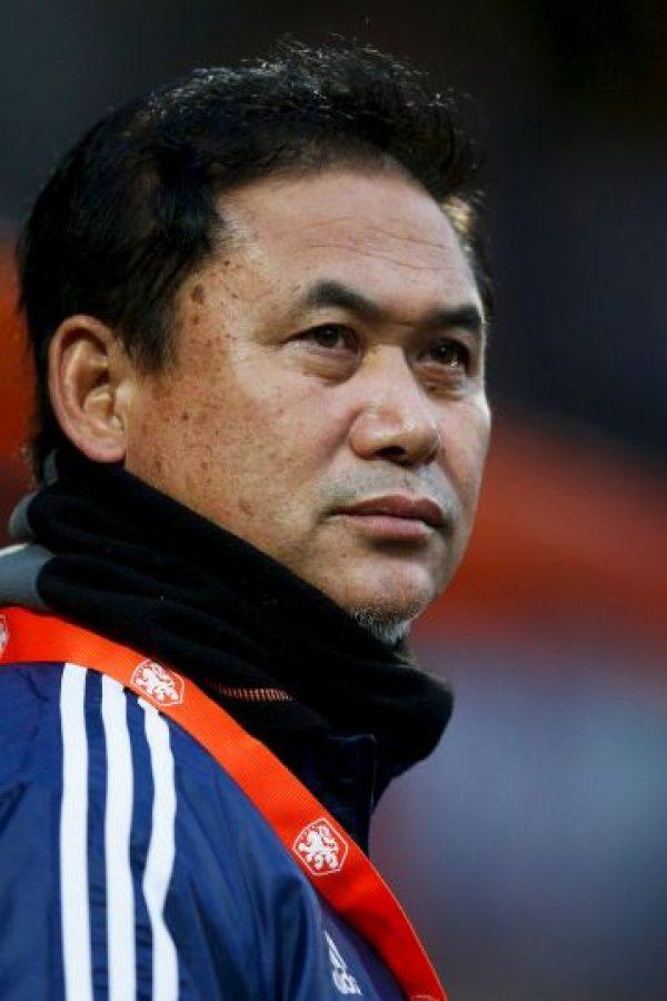 Norio Sasaki (Japón) Foto:Getty Images
