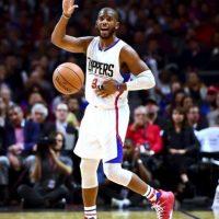 Chris Paul, basquetbolista de Los Angeles Clippers es uno de los amigos de Justin Bieber. Foto:Getty Images