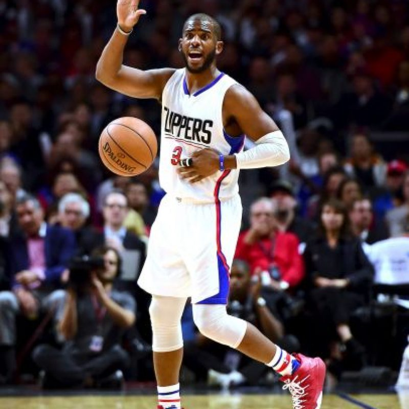 Chris Paul, basquetbolista de Los Angeles Clippers es uno de los amigos de Justin Bieber. Foto: Getty Images