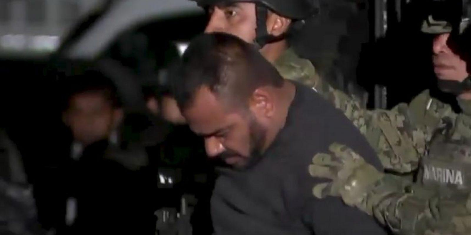 Orso Iván Gastélum Cruz era el más temible jefe de sicarios de Sinaloa. Foto:vía Twitter