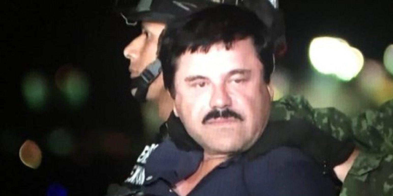 """También, acomplejado por su baja estatura (de ahí el mote """"El Chapo""""). Su resentimiento no es violento. Es racional. Foto:vía Twitter"""