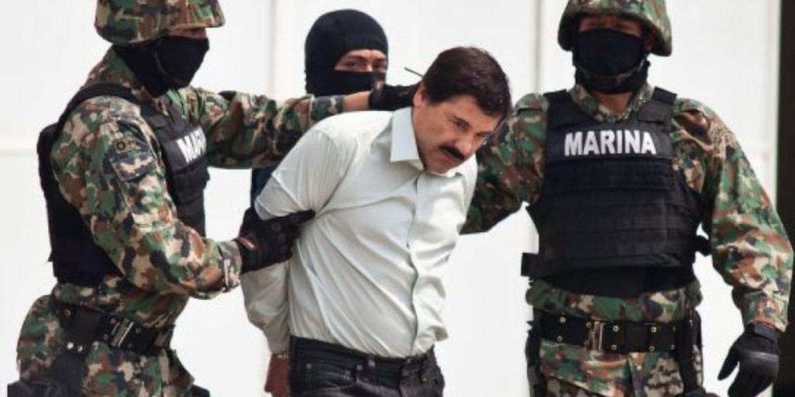 Sus puntos débiles son su familia y también el perder su libertad. Foto:vía AFP