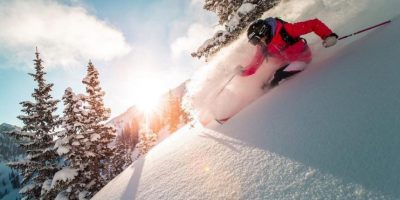 Sierra Quitiquit, la esquiadora-modelo que los conquistará