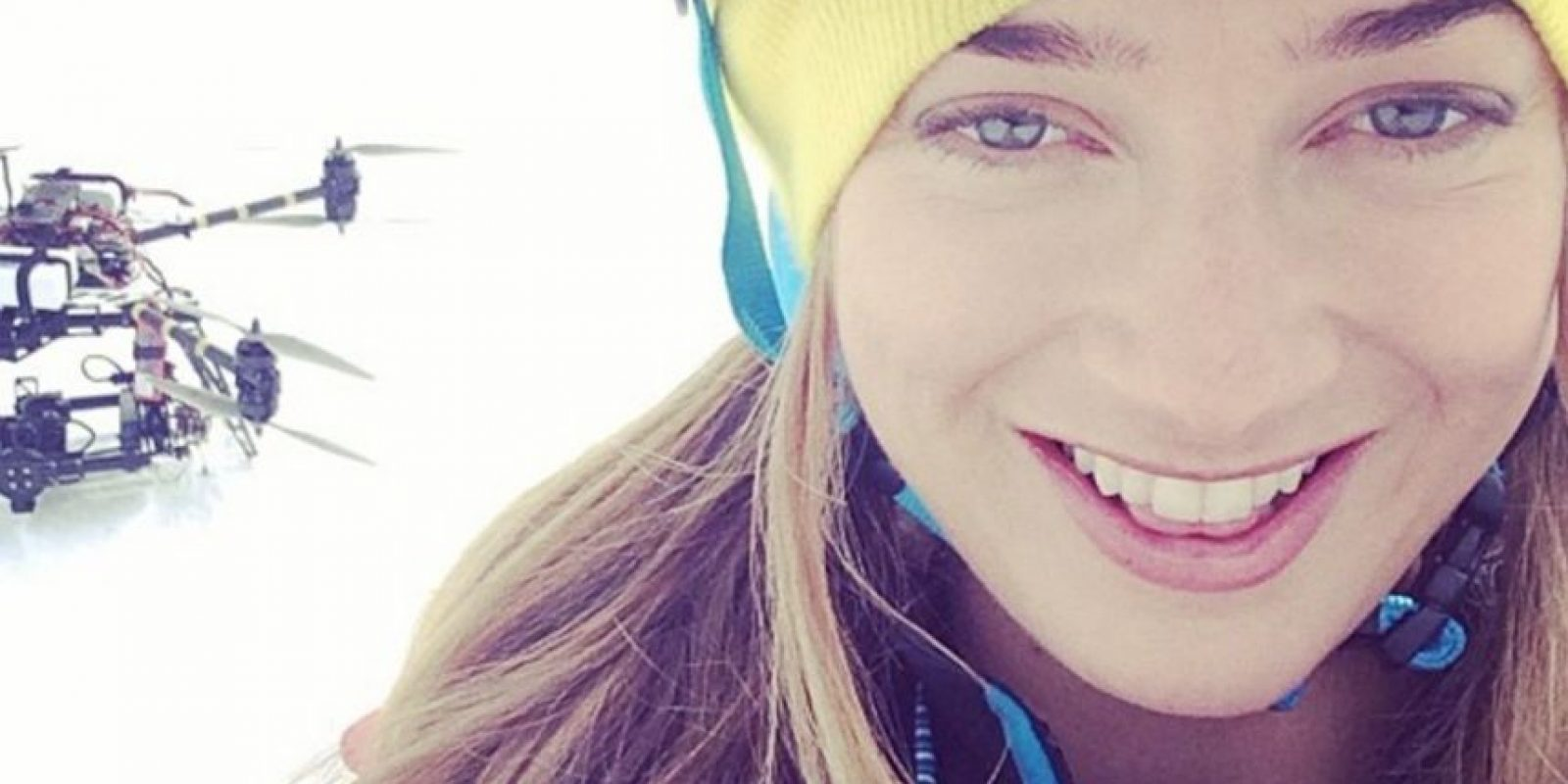 Tiene 24 años y es originaria de Utah, Estados Unidos. Foto:Vía instagram.com/sierraquitiquit