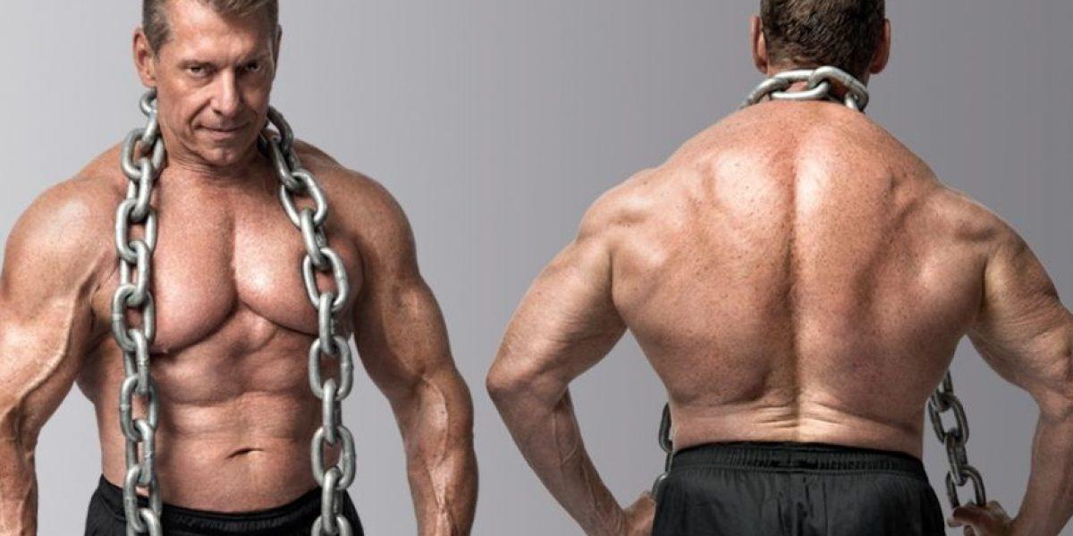 """A sus 69 años, el dueño de la WWE """"es una bestia"""