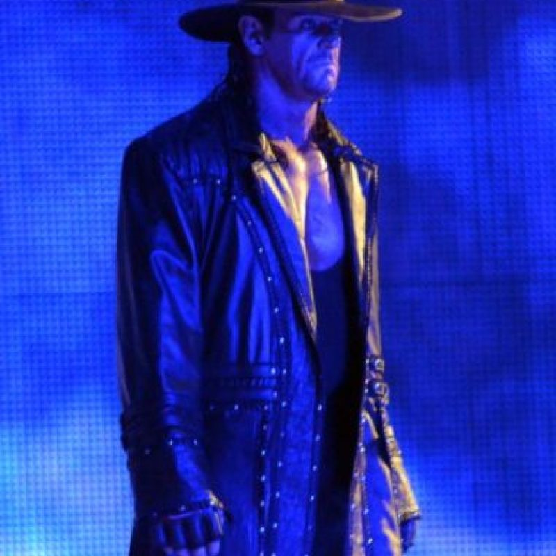 5. The Undertaker Foto: Getty Images
