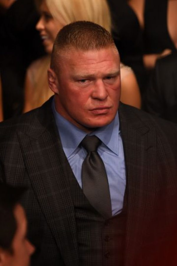 1. Brock Lesnar Foto: Getty Images