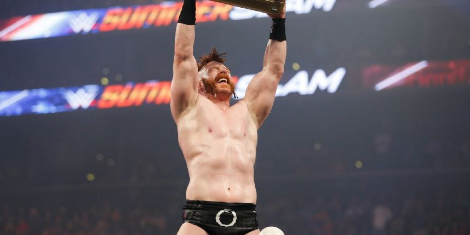 6. Sheamus Foto: Getty Images