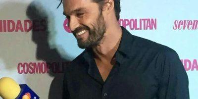 """Ahora actúa en la novela """"Lo Imperdonable"""". Foto:vía Twitter"""