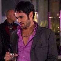 """Lincoln Palomeque era """"Faustino Sánchez"""", un narco colombiano. Foto:vía Telemundo"""