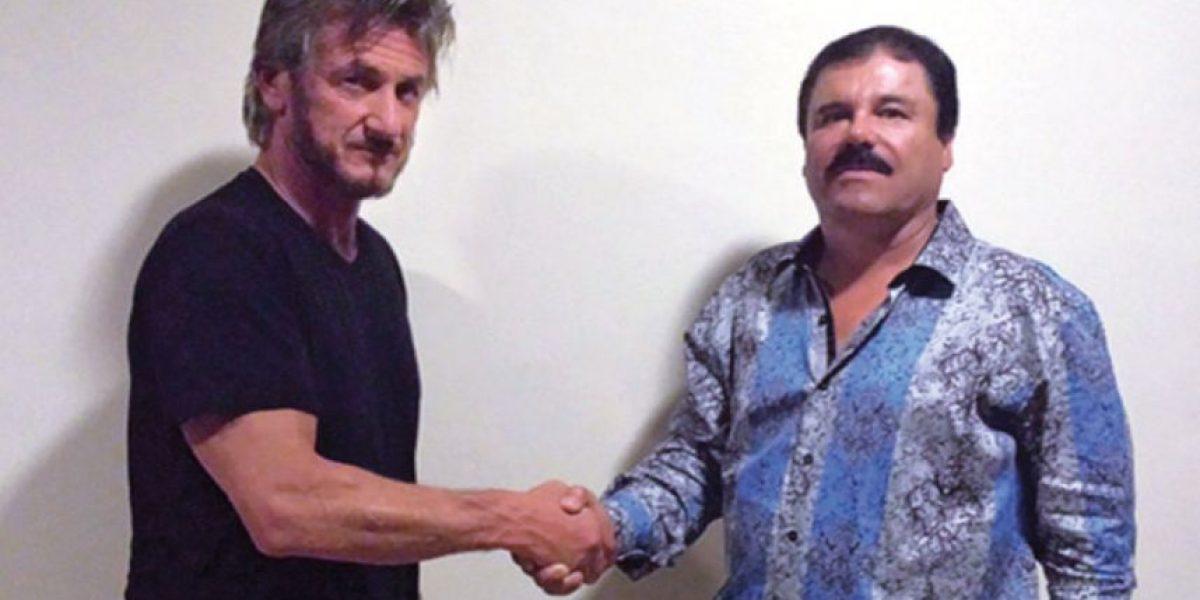 New York Times revela que Sean Penn se reunió con