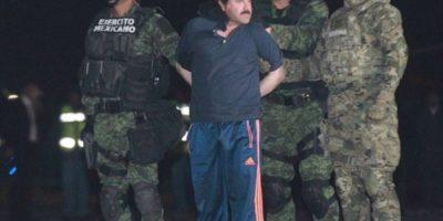 """""""El Chapo"""" le explicó a Penn que no cometía crímenes. Que lo único que hizo fue defenderse. Foto:vía Twitter"""