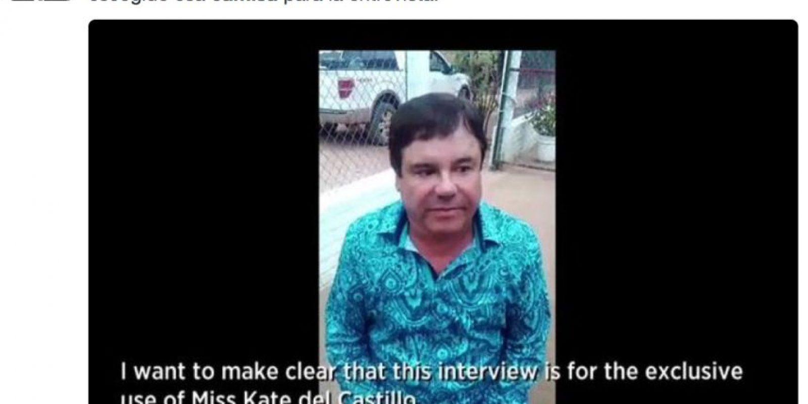 """También esta. Dicen que por ellas, el típico """"gusto narco"""" es latinoamericano. Foto:vía Kate del Castillo Productions"""