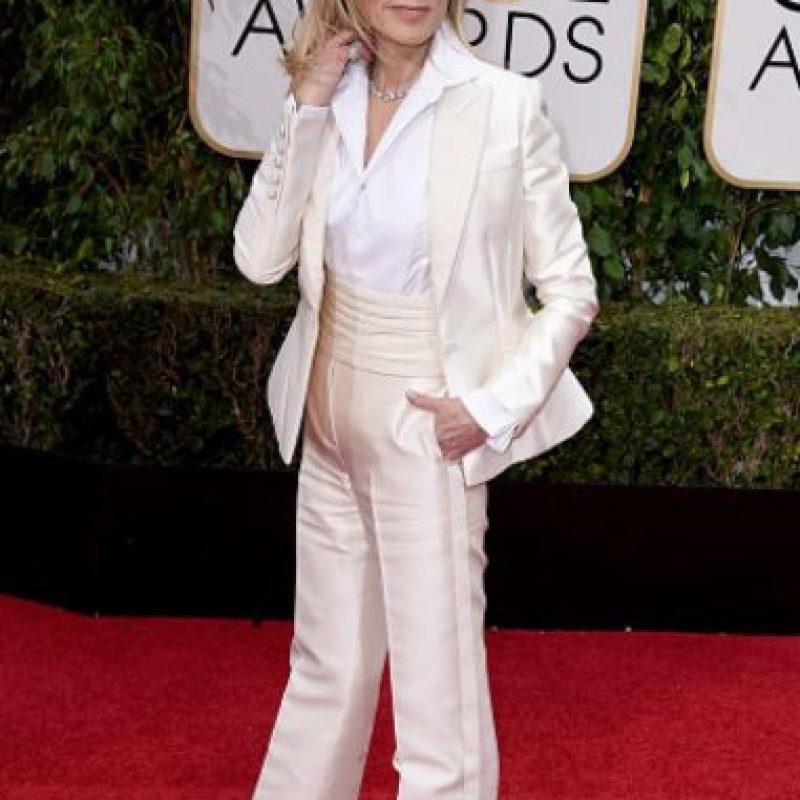 "Judith Light parece mafioso de ""Miami Vice"". Foto:vía Getty Images"