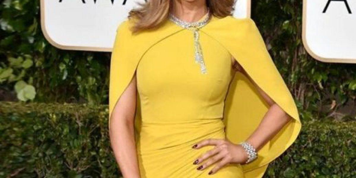 Fotos: Estas son las peor vestidas de los Golden Globes 2016