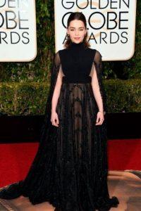 Emilia Clarke quiso ser Adele. Hay formas menos radicales de quitarse la sombra de Daenerys Targaryen. Foto:vía Getty Images