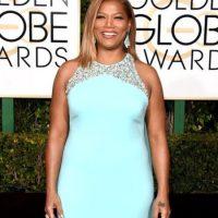 Una mujer de talla grande puede lucir espectacular. Díganle a Queen Latifah. Foto:vía Getty Images