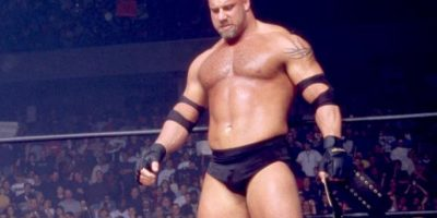 6. Goldberg Foto: WWE