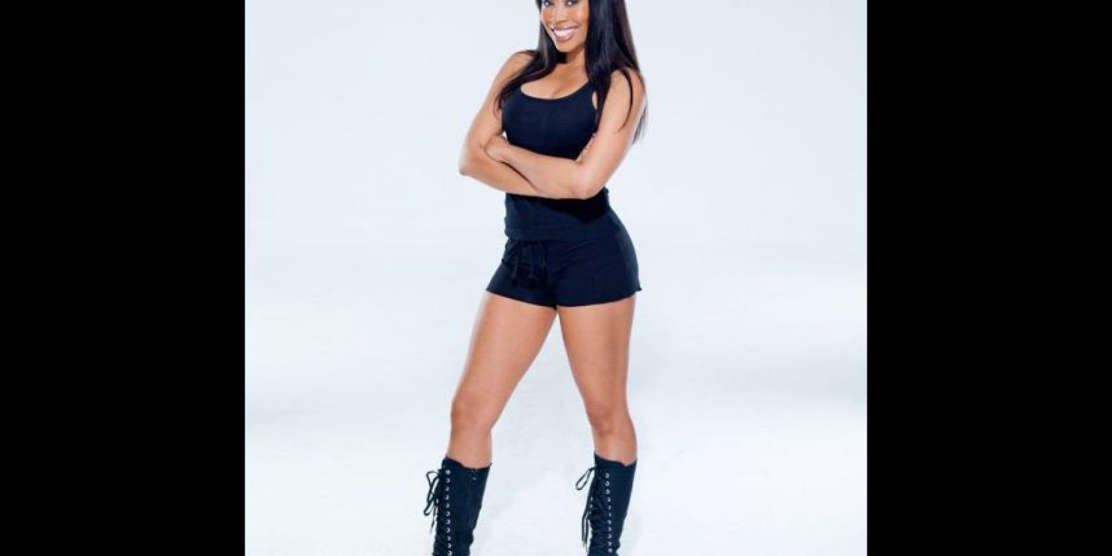 7. Cameron Foto:WWE