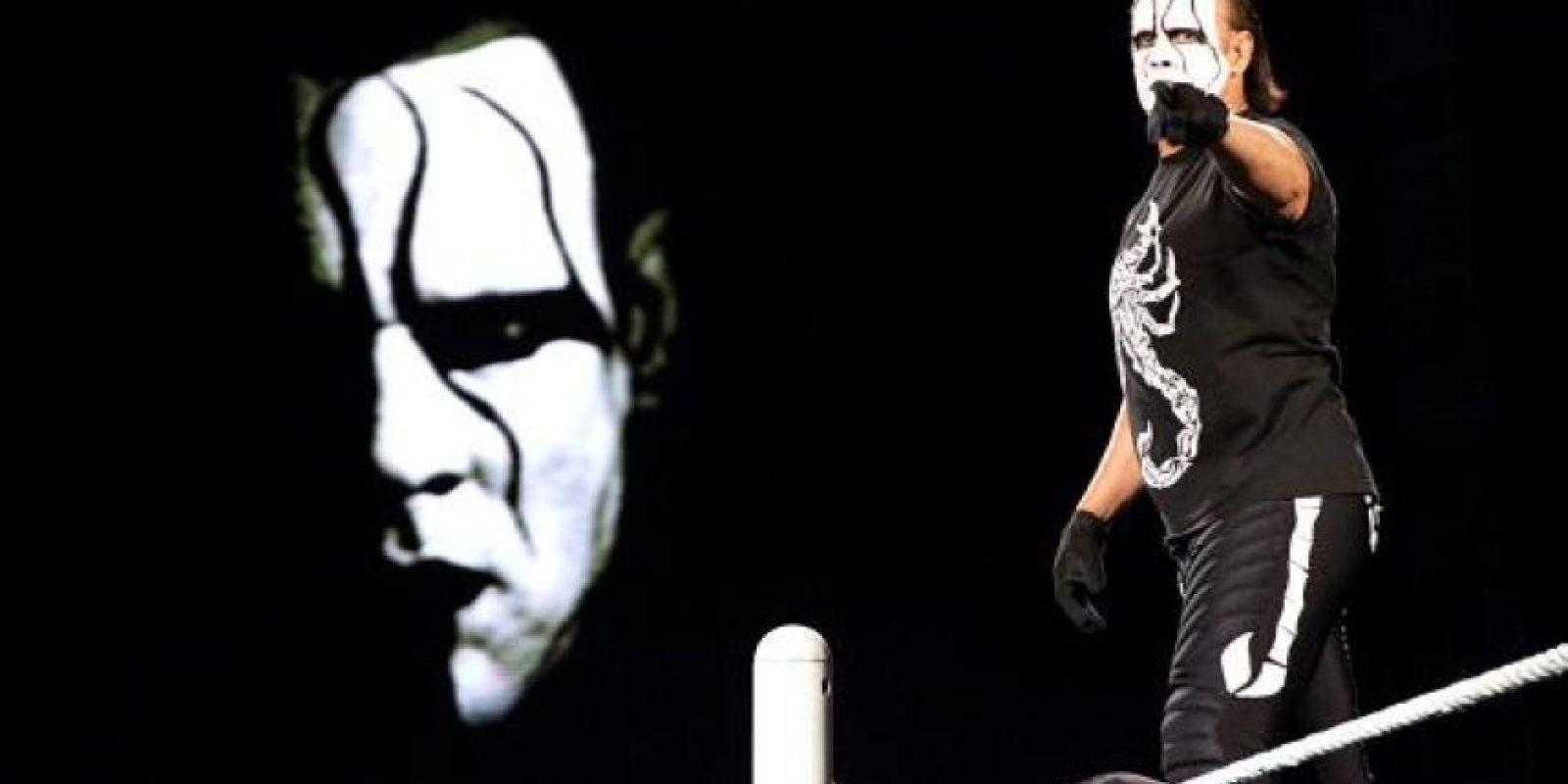 4. Sting Foto:WWE