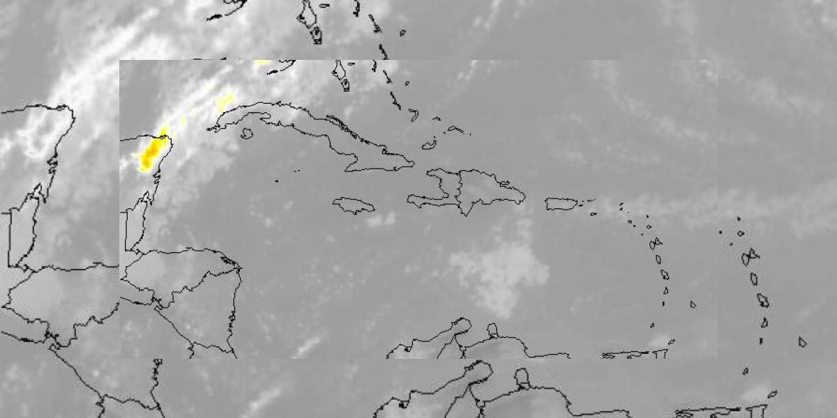 Onamet prevé cielos soleados en la mayor parte del territorio nacional