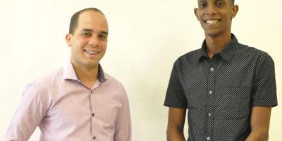 Arnaldo Villanueva y Daniel Sosa, profesores de Danza y Teatro