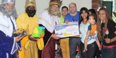 Acroarte celebra el  Día de Reyes