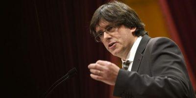 Cataluña: Puigdemont confirma que  iniciará proceso independentista