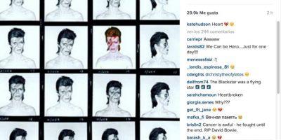 """Kate Hudson: """"Con el corazón roto"""" Foto:Instagram.com"""
