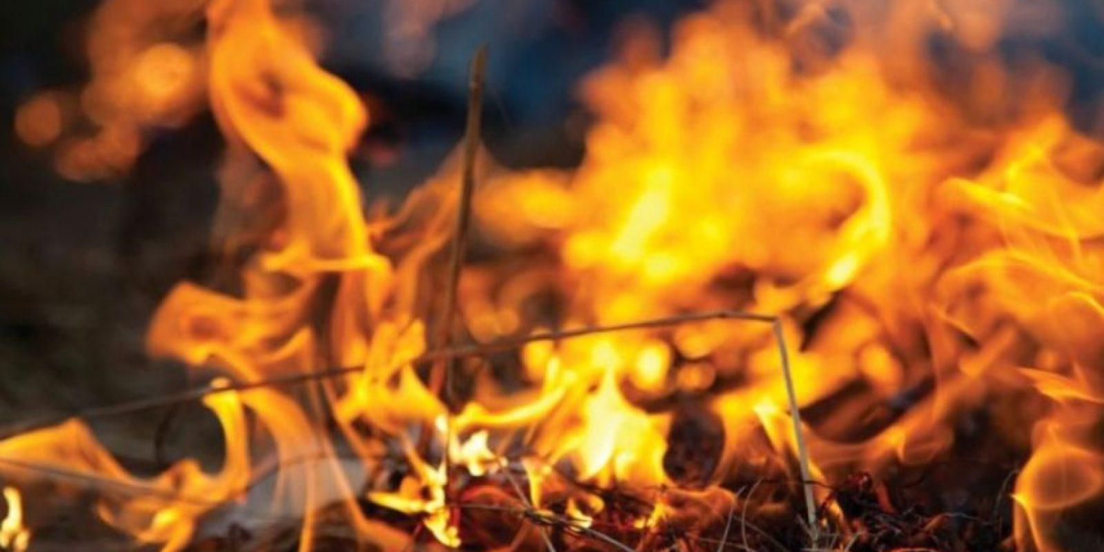 Depende del grado de quemadura, el individuo puede quedar consciente, o no. Las quemaduras pueden ser con fuego o ácido. Foto:Getty Images