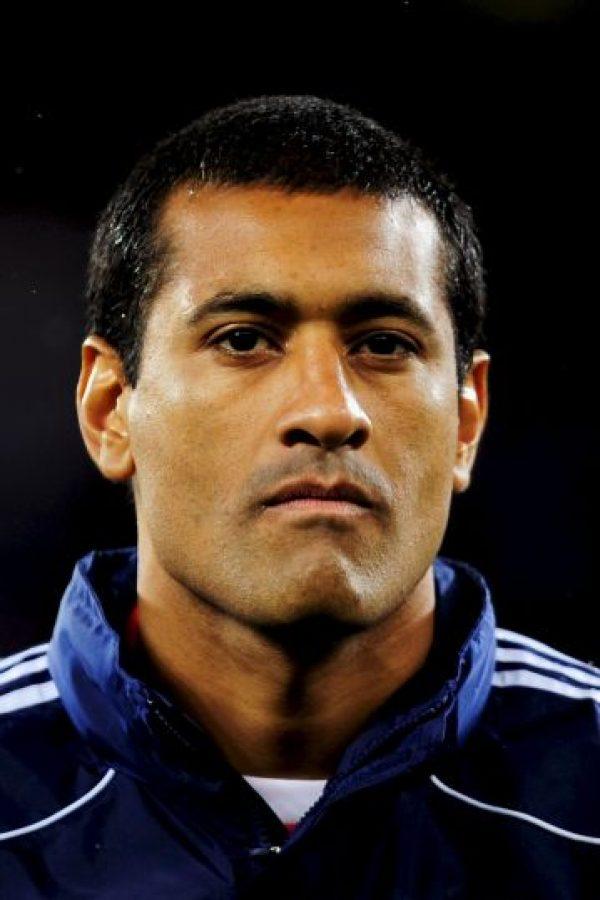 Paulo Da Silva, capitán de Paraguay Foto:Getty Images