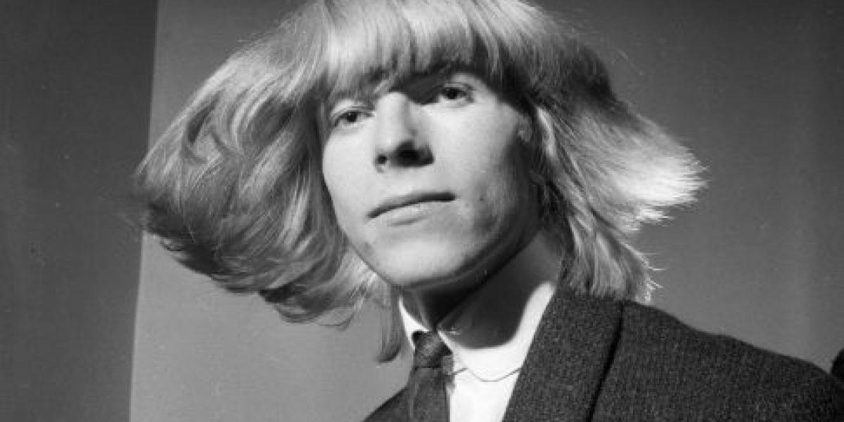 Estos fueron los cambios de look de David Bowie a través de los años