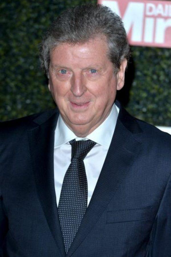 Roy Hodgson, entrenador de Inglaterra Foto:Getty Images