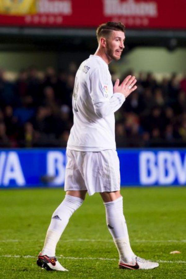 Sergio Ramos (España, Real Madrid) Foto:Getty images