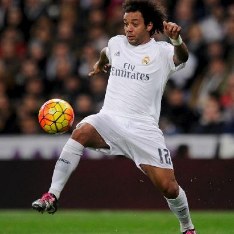 Marcelo (Brasil, Real Madrid) Foto:Getty images