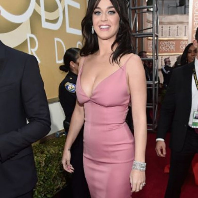 Que sigue siendo impoluta en rosado. Foto:vía Getty Images