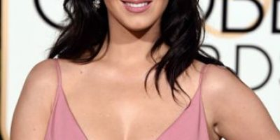 Este es el secreto del peinado que Katy Perry lució en los Globos de Oro