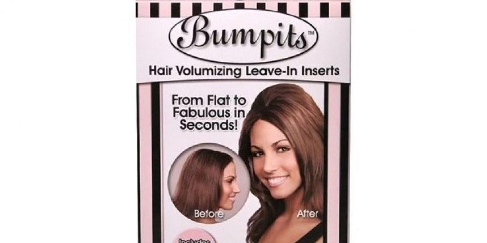 Sin embargo, puede que Katy ponga nuevamente en tendencia este producto. Foto:Vía Bumpits