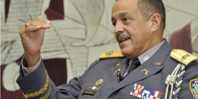 Peguero Paredes exhorta al Congreso a pronta aprobación de nueva Ley Policía