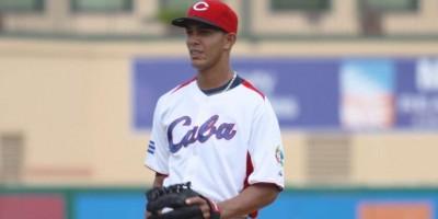 Dodgers pacta con el cubano Yaisel Sierra por seis años
