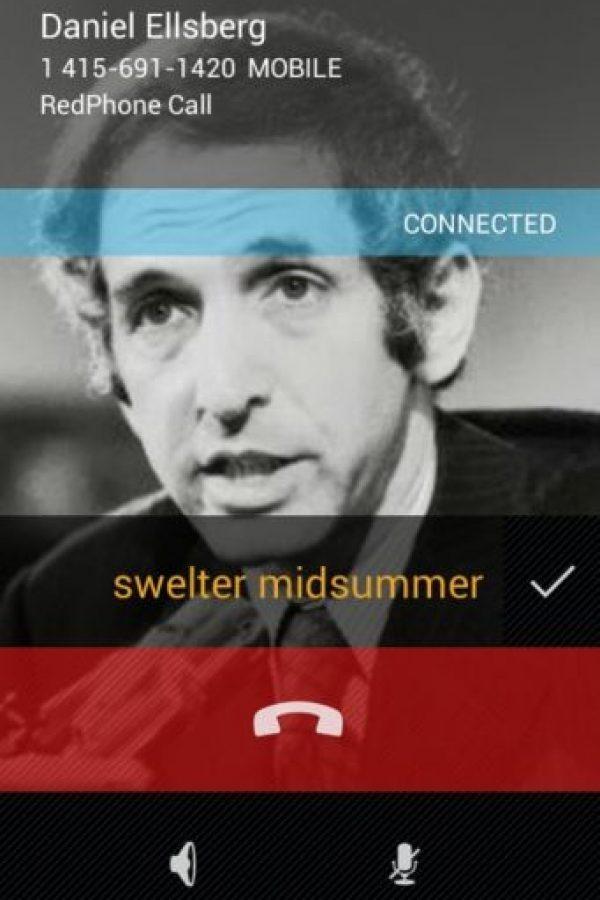 """Señala que hace sencilla la comunicación privada y el cifrado de extremo a extremo """"asegura sus conversaciones para que nadie pueda escuchar"""". Foto:vía Tumblr.com"""