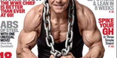 Fotos: Así ha cambiado Vince McMahon, el dueño de la WWE