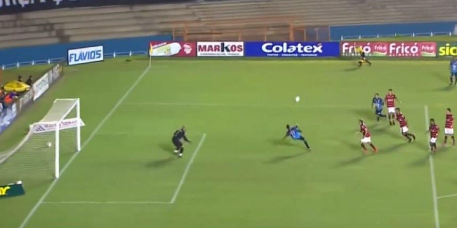 Un gol de chilena le dio el triunfo a Wendell Lira Foto:FIFA