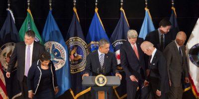 Este es el último año de su mandato. Foto:AFP