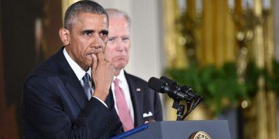 Volviéndose el primer afroamericano en ocupar el puesto. Foto:AFP
