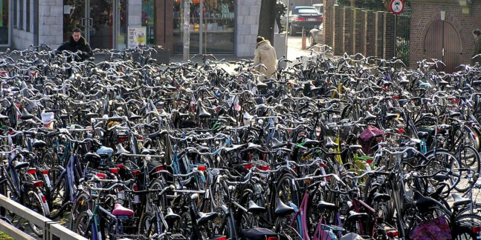 10. No competir con transportes de mayor velocidad. Foto:Flickr
