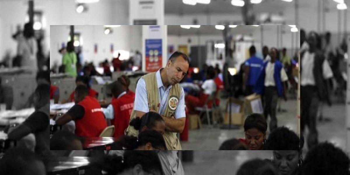 CEP de Haití reitera que los comicios se celebrarán el 24 de enero