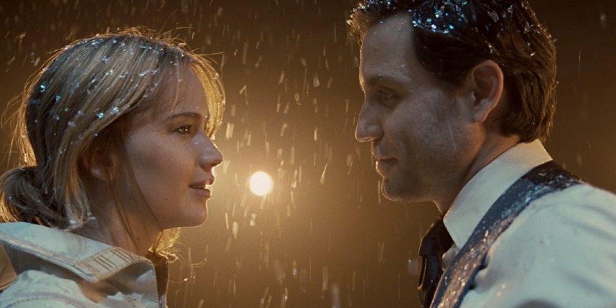Jennifer Lawrence va tras sus sueños en Joy