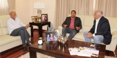 Ministro de Deportes respalda montaje baloncesto superior Distrito Nacional