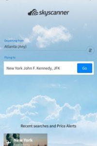 Es un comparador de millones de vuelos en todo el mundo entre cientos de compañías aéreas para encontrar las mejores ofertas. Busca vuelos económicos o de última hora y los pueden enlistar de acuerdo al precio, las escalas, las fechas o la categoría. Para reservar, les envía un enlace con la finalidad de que lo hagan ustedes mismos en la línea aérea o con el agente de viajes. Foto:Skyscanner